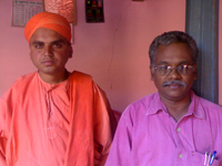 Orphanage Director and Mr. Arul